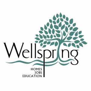 Wellspring House Logo - Homes | Jobs | Education