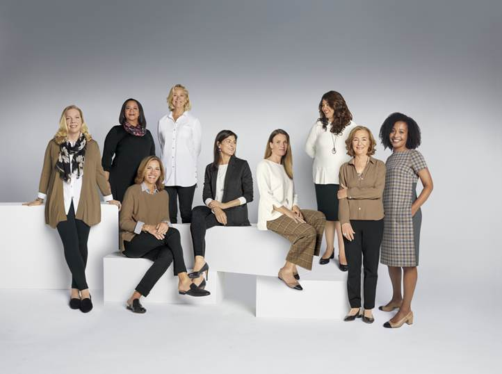 """Wellspring Trustees Featured in J. Jill Campaign """"Come Together"""""""